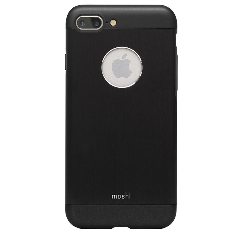 sneakers for cheap 8d261 9cdd1 Moshi iGlaze Armour for iPhone 7 Plus - Black
